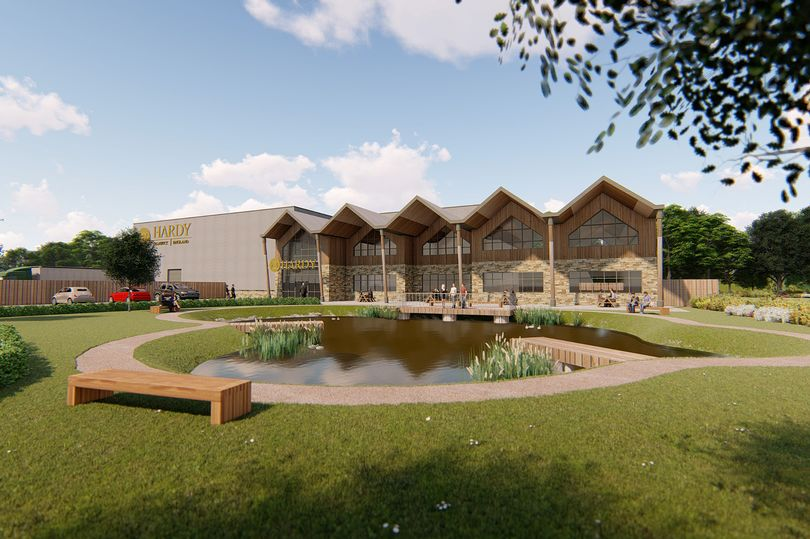 Shadbolt Group design new Northumberland facility for global brand