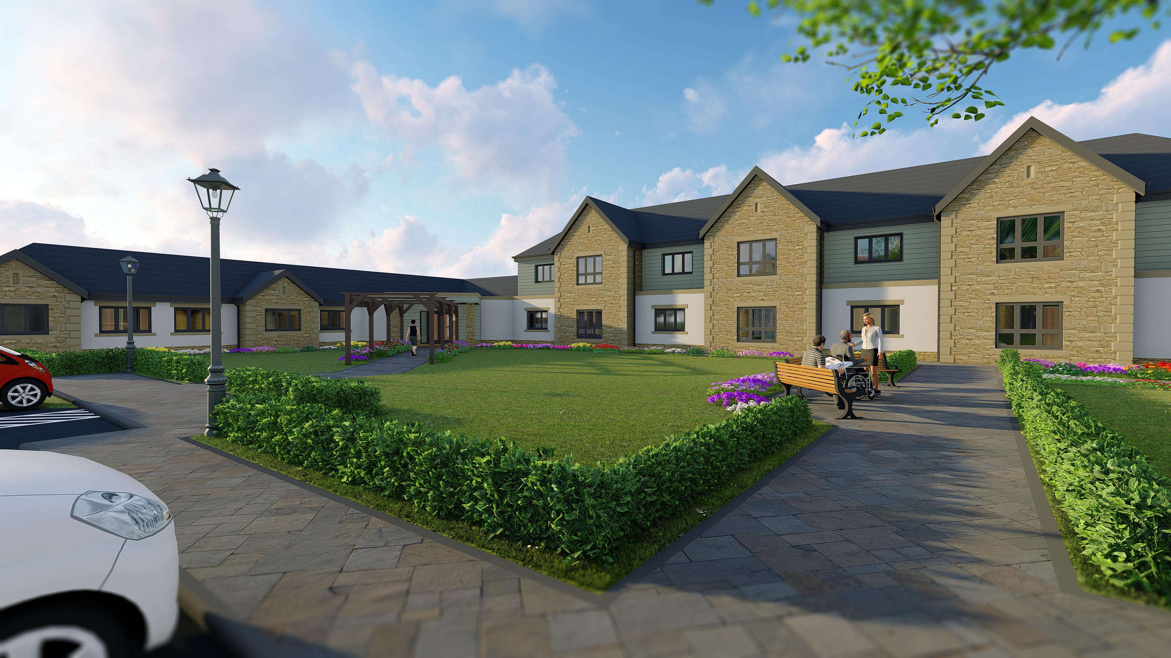 £4m Backworth care development approved