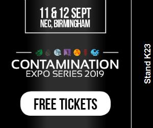 Visit us at the Contamination Expo